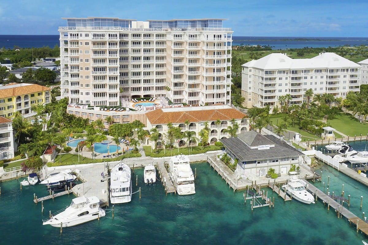 Ocean Club Estates Homes for Sale Paradise Island Bahamas