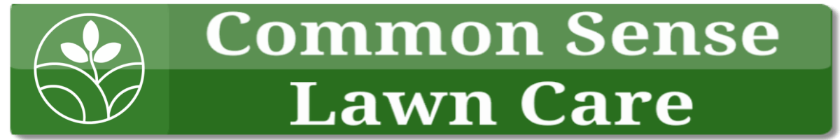 Common Sense Lawn Care