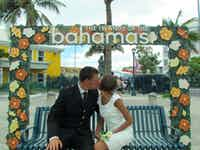 Getting Married in The Bahamas on a Cruise