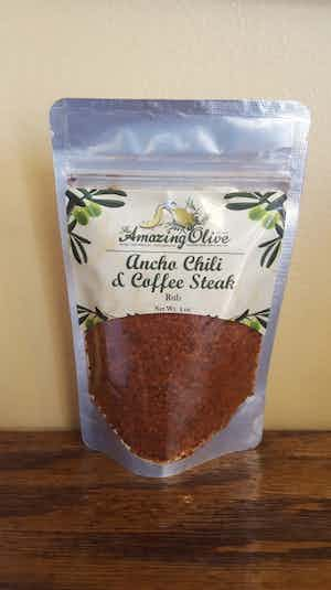 Rub - Ancho Chili & Coffee Steak Rub
