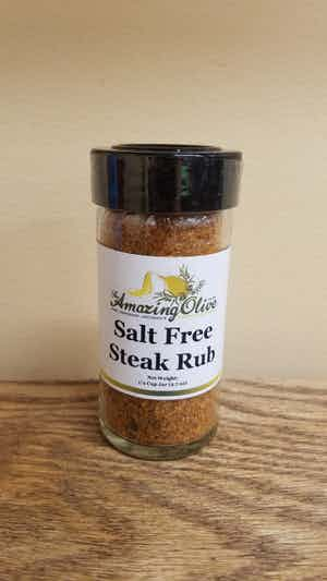 Rub - Salt Free Steak Rub