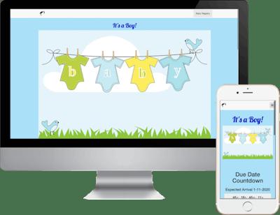 Baby Registry Boy