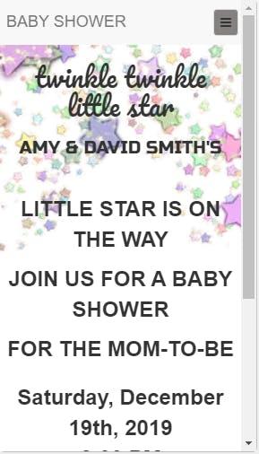 Baby Shower 2