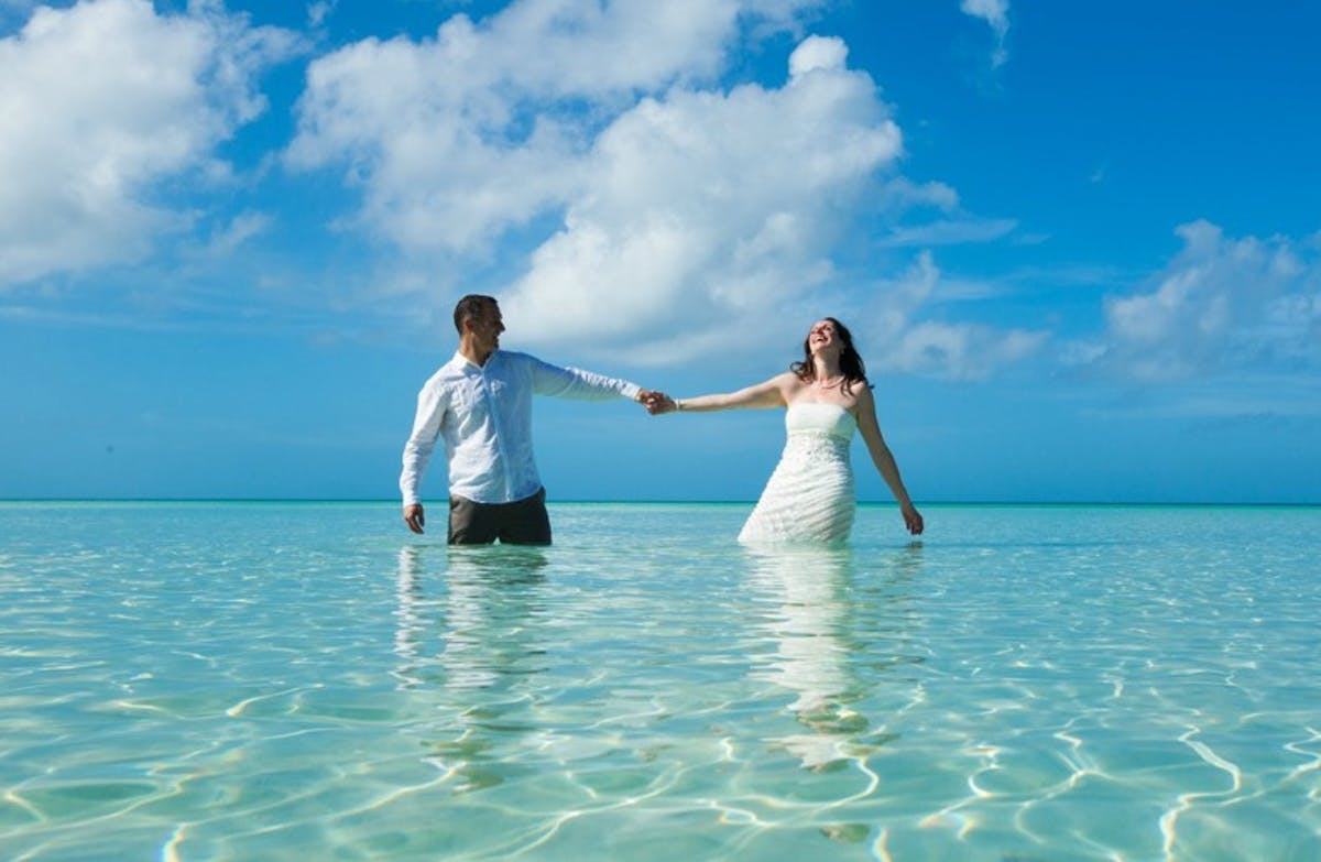 Bahamas Wedding Package Island Nuptial Series
