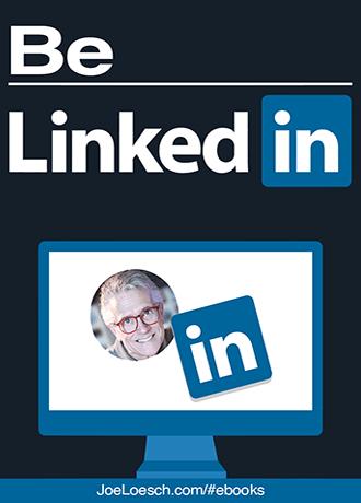 Be LinkedIn