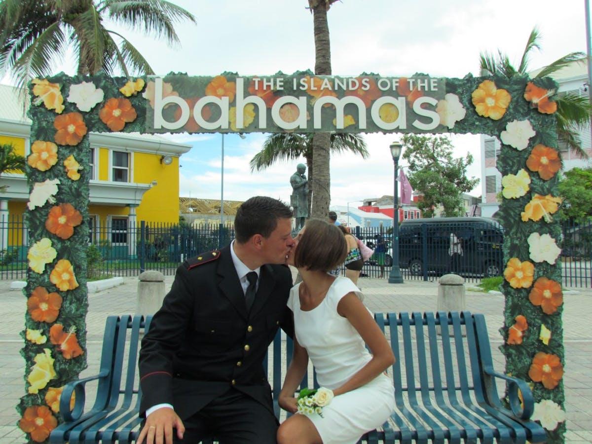 Vow Renewal Nassau Bahamas
