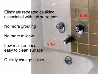 TIle Resurfacing Service