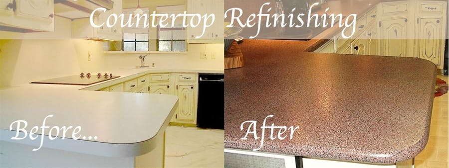 Counter top Refinishing Buffalo NY