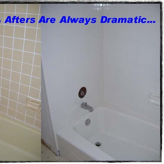 Tub & Tile Refinishing