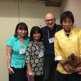 Jarka, Meei Soong, Don, Dr. Kam Yuen, Marnie Greenberg