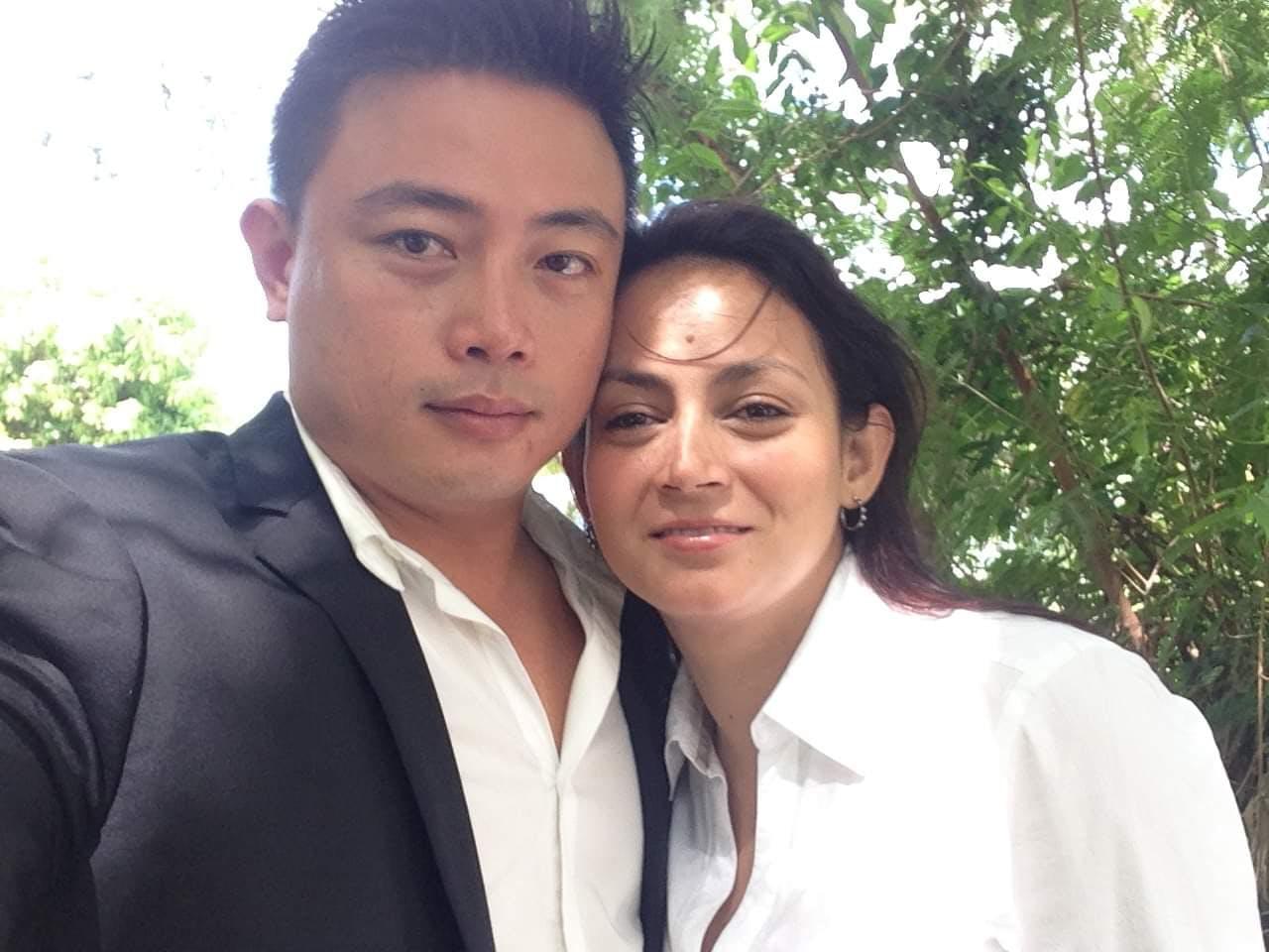 Nhan & Sandra ( Owner of Super Nail Day Spa )
