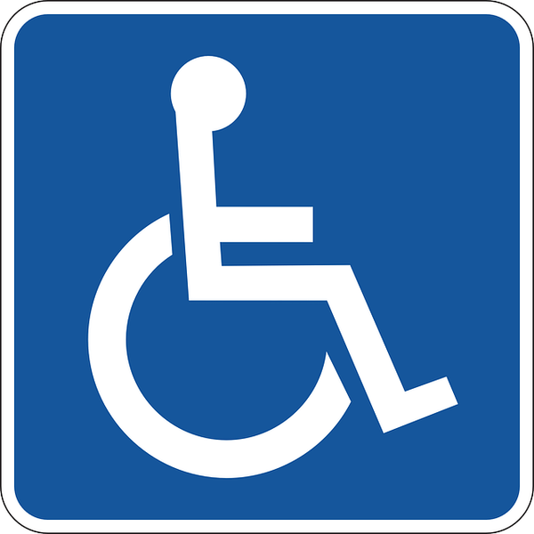 Wheel Chair Logo