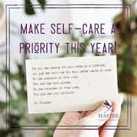 Make Self-Care a Priority This Year!