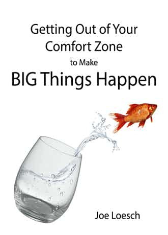 Getting Out of Your Comfort Zone