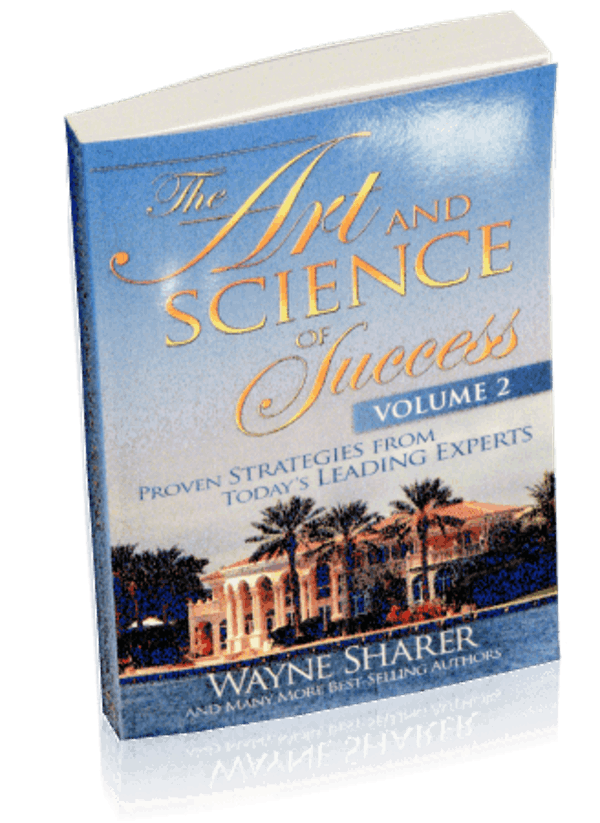 The Art and Science of Success: Volume 2 Cover