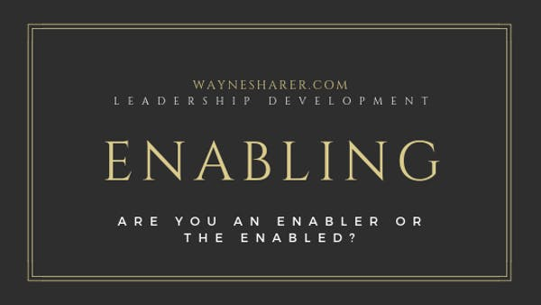 Leadership Development Enabling