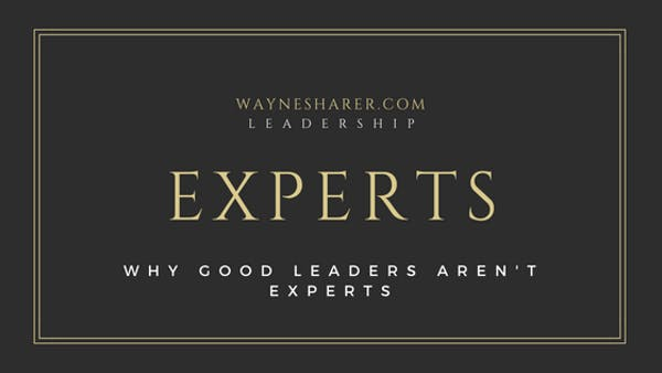 Leadership and Experts