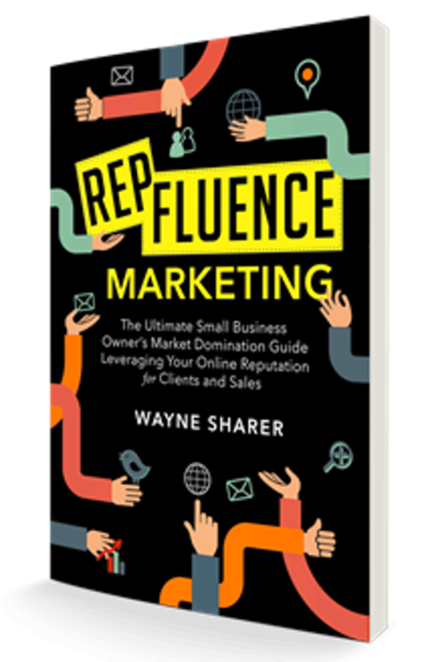 RepFluence Marketing Cover