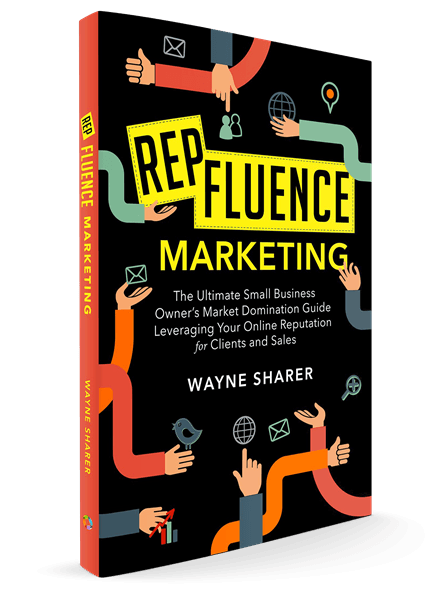 RepFluence Marketing Book Cover