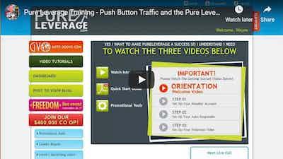 Network Marketing Dream Come True – Push Button Traffic
