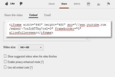 Simple Guide to YouTube Embed Code – Yes, You Can Make it Better!