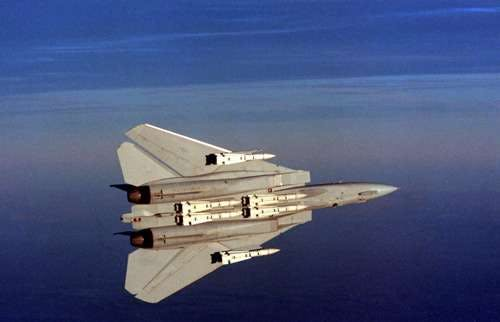 F-14A F-14A Carrying Phoenix Missiles