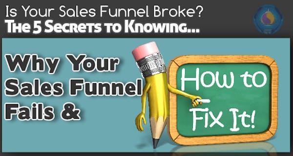 Why Digital Sales Funnels Fail