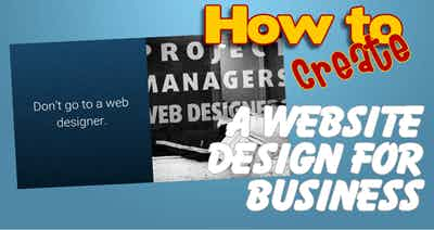 How to Create a Website Design to Massively Generate Sales