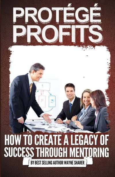 Get My New Book – Free – Protege Profits
