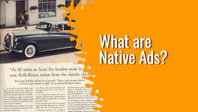 What are Native Ads?