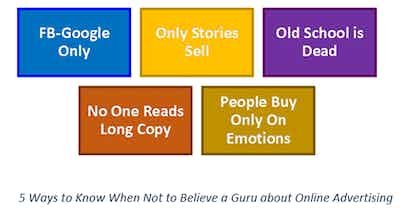 How to Know Who to Believe in Online Advertising