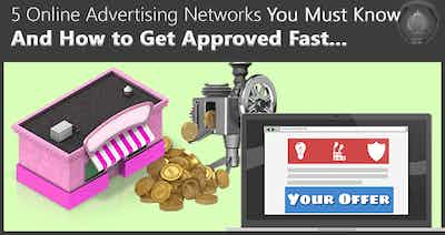 5 Online Advertising Networks You Must Know About