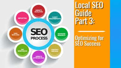 Local SEO Guide Part 3 – Optimizing for SEO Success