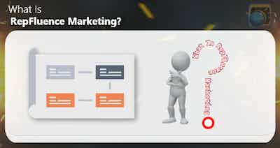 What is RepFluence Marketing?