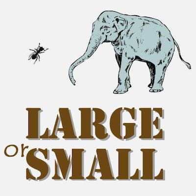 Jobs Large & Small