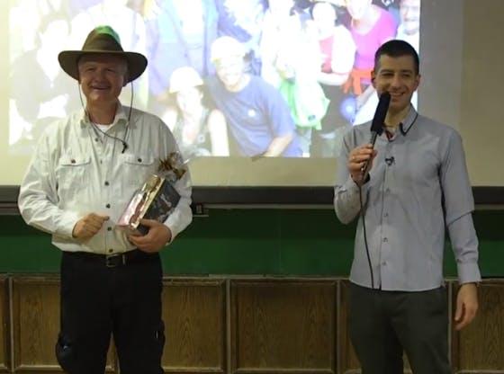 Angol tolmács és Indiana Jones