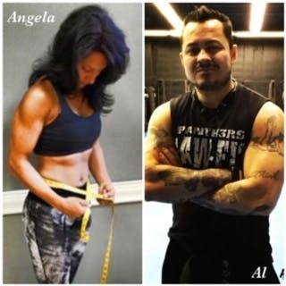 www.FITYOUCOMPLETE.com Founders Master Al & Angela Spina