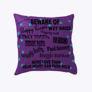 Beware of Pillow