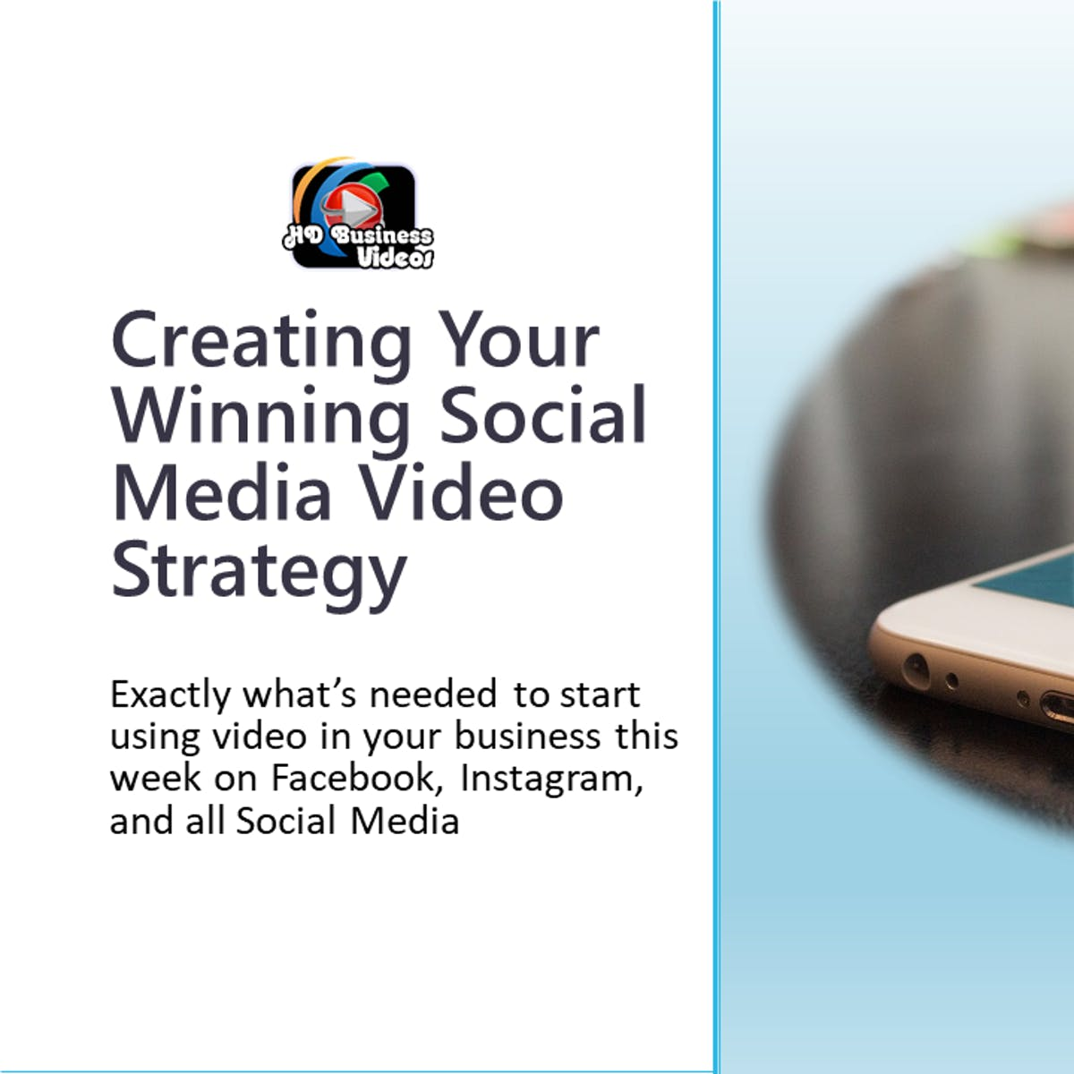 Creating Your Winning Social Media Video Strategy