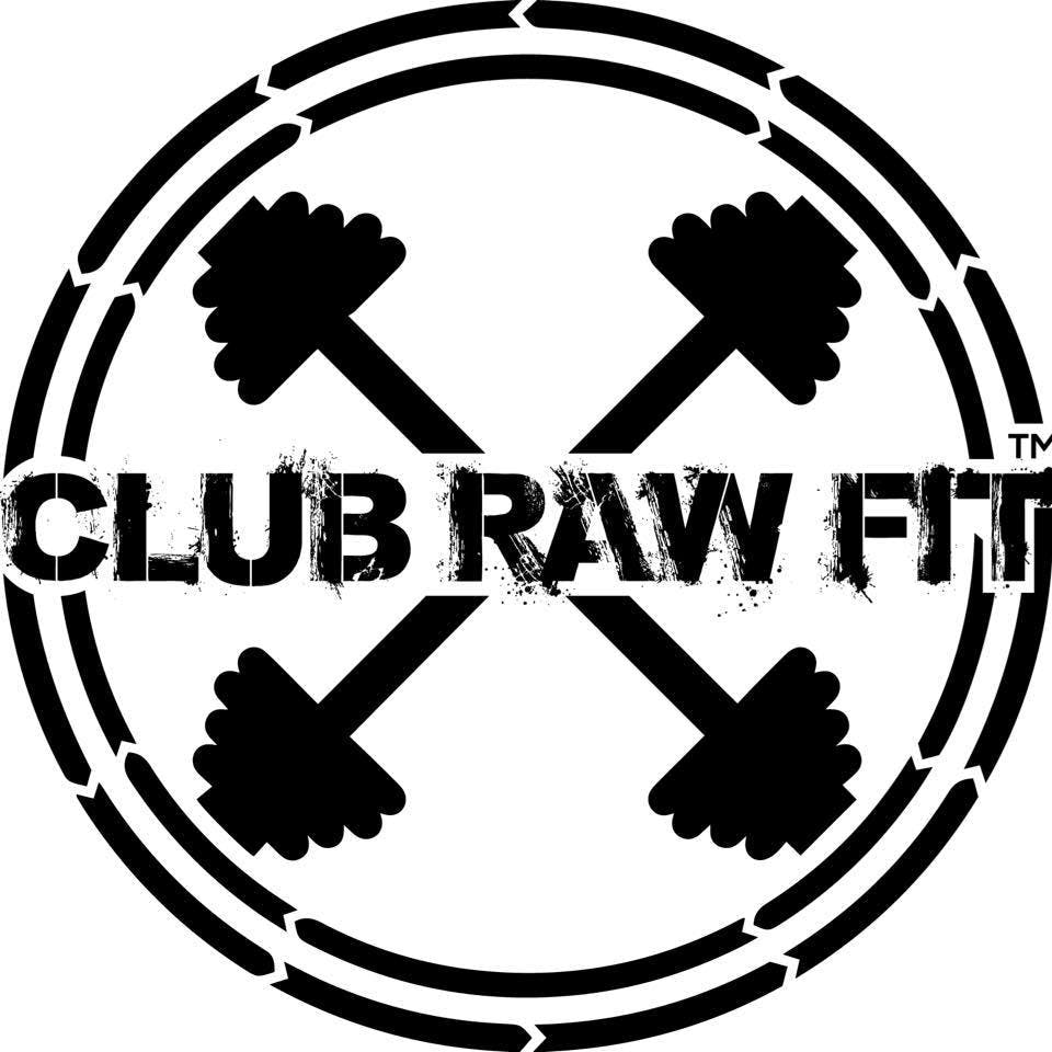 CLUB RAW-FIT LOGO