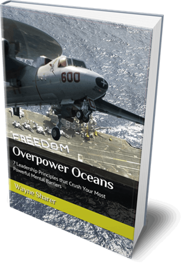 Overpower Oceans Cover
