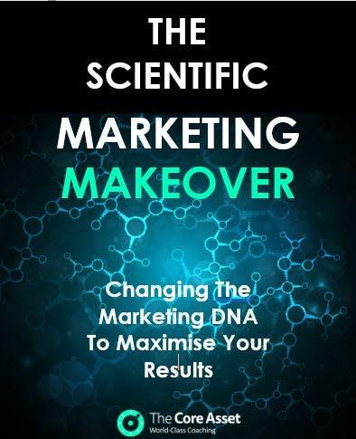 Scientific Marketing Makeover