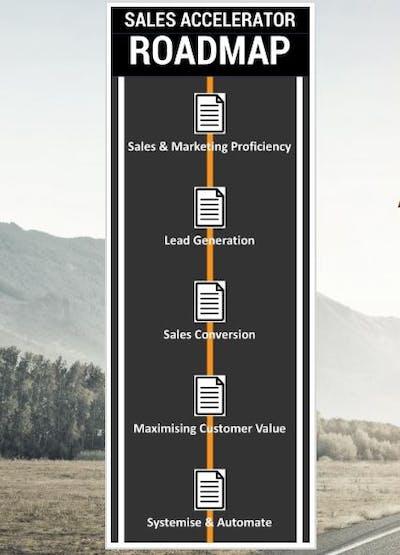 Sales Accelerator Roadmap