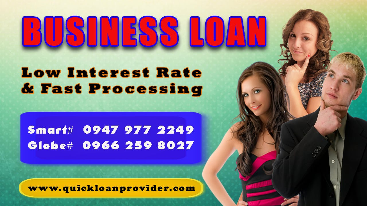 Business Loan by Quickloanprovider.com