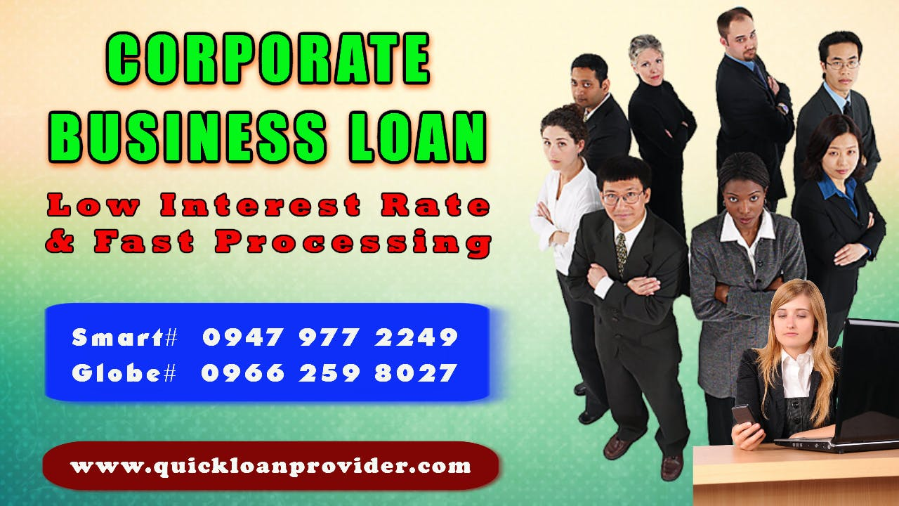 Corporate Business Loan by Quickloanprovider.com