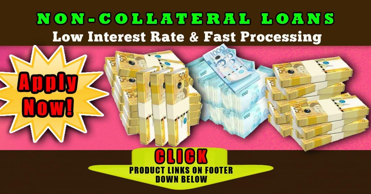 Non_Collateral_Loan_Header
