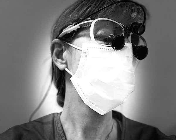 Saper scegliere la mascherina per proteggere l'Igienista Dentale dall'aerosol