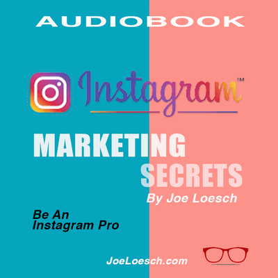 Instagram Marketing Secrets - Audiobook