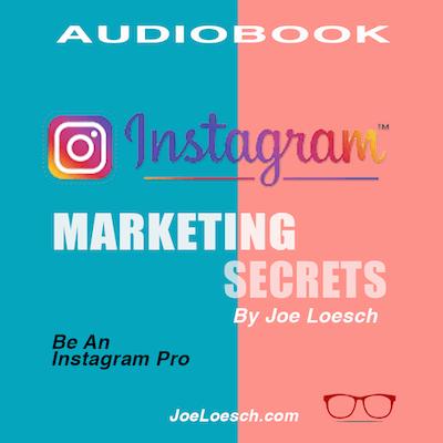 Instagram Marketing Secrets - Audiobook