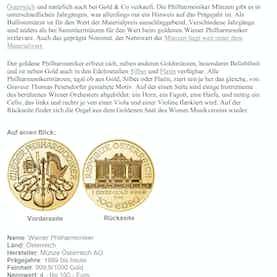 Beschreibung Wiener Philharmoniker - Seite 2